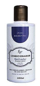 Condicionador Matizador 200ml - Biozenthi