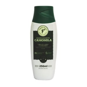 Shampoo Bioativo Camomila 250ml - Cheiro Brasil