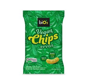 Vegan Chips Ervas 40g - biO2