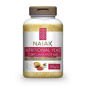 Nutritional Yeast Cúrcuma Hot Mix 85g - Naiak