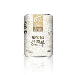 Farofa Branquinha - Alho e Cebola - Lata 500g