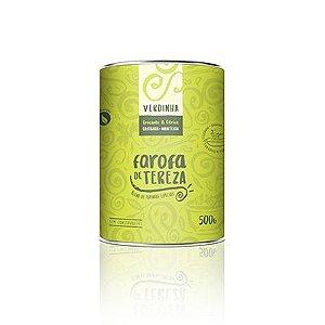 Farofa Verdinha - Castanha e Manteiga - Lata 500g