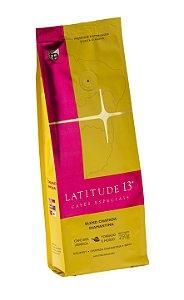 Café Latitude - Moído - Blend Chapada Diamantina 250 g