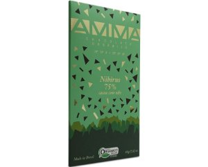 Chocolate AMMA - Nibirus - 75% Cacau