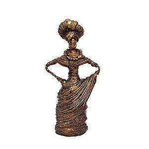 Escultura de Baiana