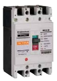 Disjuntor Caixa Moldada 3X80A  25Ka | Eletromec