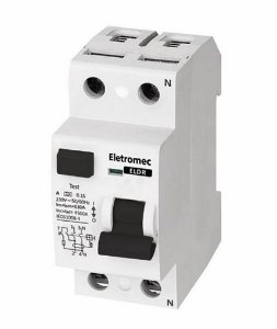 INTERRUPTOR DR-30 MA 2X63A | ELETROMEC