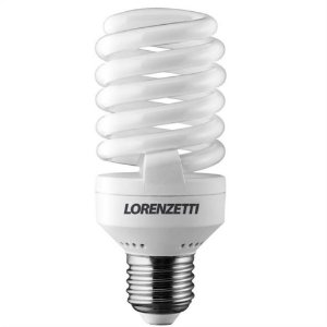 LAMPADA ESPIRAL 9W 127V LORENZETTI