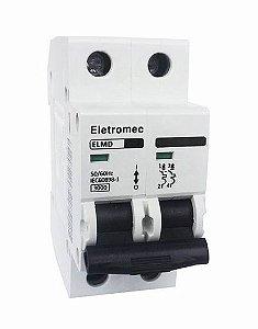 DISJUNTOR CURVA C 2X50A 3KA | ELETROMEC