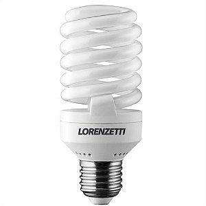 LAMPADA ESPIRAL 20W 127V LORENZETTI