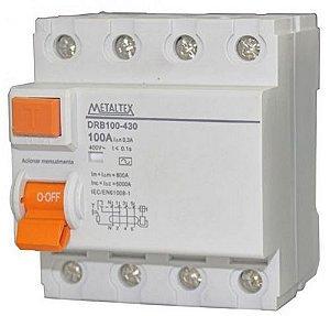 DISJUNTOR IDR-30 MA 4x25A | METALTEX