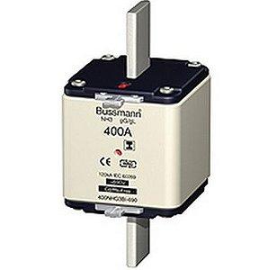 FUSÍVEL gL 125A 500VAC NH00 DIN43620 | Eaton/Eletromec
