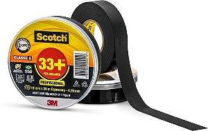 Fita Isolante 20Mt 33+ Scotch 3M