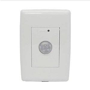 Sensor Presenca Parede 4X2 Exatro