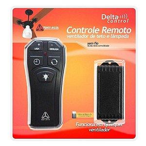 CONTROLE REMOTO CONTROL BIV  | DELTA