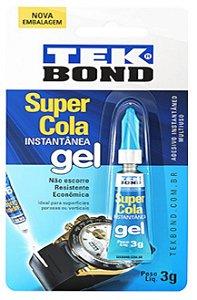 SUPER COLA GEL 3GR | TEKBOND