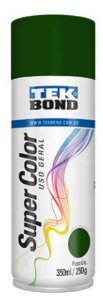 SPRAY SUPER COLOR 350ML VERDE | TEKBOND