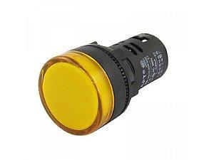 SINALEIRA LED 110V AMARELO | JNG