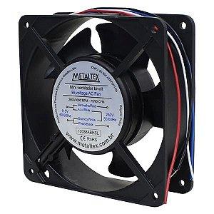 VENTILADOR 120X120X38MM 115/230V | METALTEX