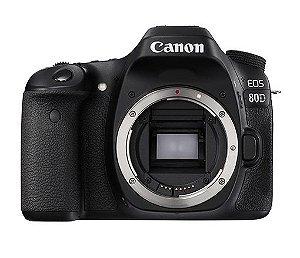 Câmera Fotográfica EOS 80D - CANON