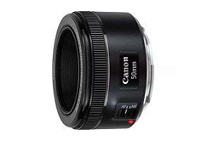 Lente EF 50mm f/1.8 STM - Canon