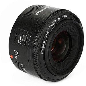 Lente Yn 35mm F/2.0 Para Canon - YONGNUO