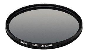 Filtro Smartfilters Slim Polarizador pl 62mm - KENKO