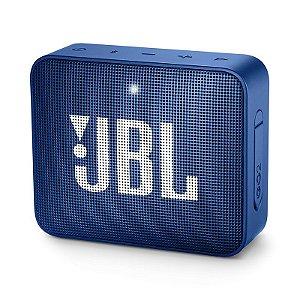 Caixa de Som GO2 Azul - JBL