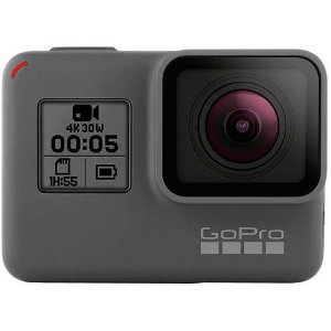 Câmera de Aventura GoPro Hero 5 Black - GOPRO