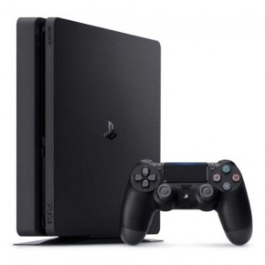 Console PlayStation 4 Slim 1TB Wireless Bivolt Preto - SONY
