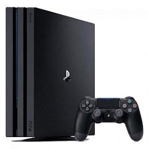 Console PlayStation 4 Pro 4K 1TB Bivolt Preto - SONY