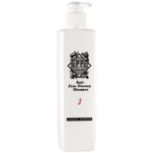 NPPE No.3 Anti-Loss Gingeng Shampoo (anti-queda) 250mL