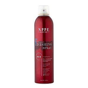 NPPE Bergamot Finishing Spray 380mL (forte fixação com brilho)