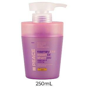 Chihtsai Peace Rosemary & Line Essential Shampoo (químicas em geral)