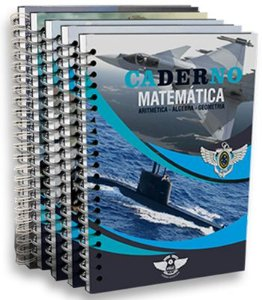 COMBO - Kit Aprovação EPCAr e Colégio Naval (Matemática e Português)