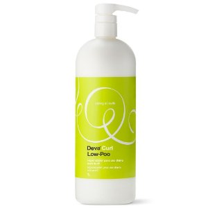 DevaCurl Low Poo Shampoo - 1L