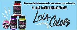 Lola Colors - Máscara Hidratante Tonalizante Semi-Permanente 170g
