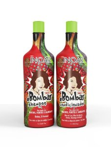 Inoar - Kit #Bombar Shampoo e Condicionador 1L