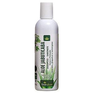 Aloe Jabuticaba Shampoo-Sabonete Multifuncional Livealoe - 240ml