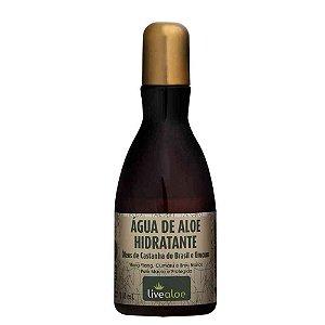 Água de Aloe Hidratante Livealoe - 210ml