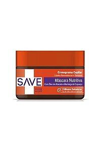 Yenzah SAVE - Máscara Nutritiva - 300g
