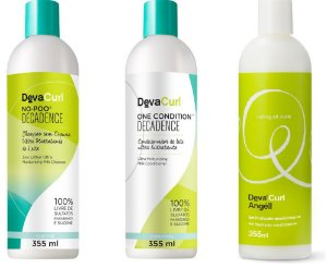 COMBO DevaCurl Decadence + Angell - 355ml