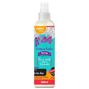 Salon Line #To de Cacho - Spray Térmico Renova Cachos - 300ml