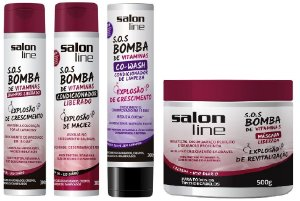 #To de Cacho COMBO S.O.S Bomba de Vitaminas - Salon Line