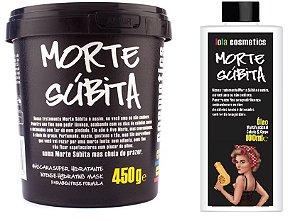 COMBO Morte Súbita - Máscara e Óleo - Lola Cosmetics