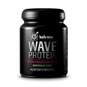 Kah-noa Máscara Suplemento Capilar Wave Protein 300g