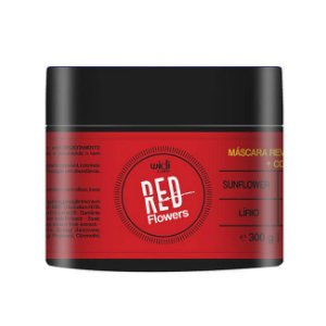Red Flowers - Máscara de Tratamento para ruivos 300g - Widi Care