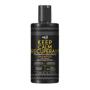 Keep Calm Recupera!!! - Shampoo 300ml - Widi Care