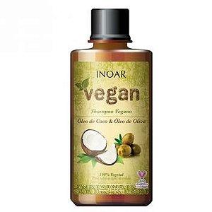 Vegan Shampoo Vegano 500ml - Inoar