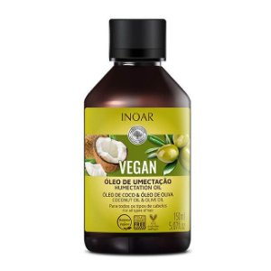 Vegan Óleo de Umectação Vegano 150ml - Inoar
